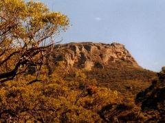 Mt Difficult Range